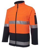 JB's Hi Vis (D+N) Layer/Softshell  Jacket
