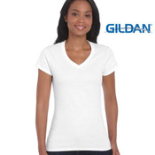 Softstyle Ladies' V-Neck T-Shirt