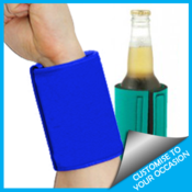 375ml Velcro Stubby Holder / Wrist Warmer