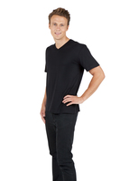 T902TV Mens V-Neck Tee