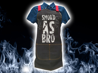Smok'd As Bib Apron