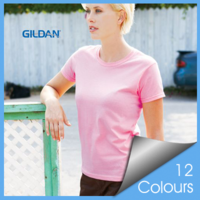 Gildan 2000L  Ladies Ultra Cotton Tee