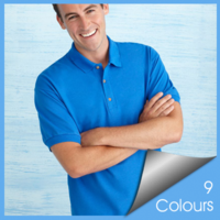 Gildan 3800 Adult Ultra Cotton Pique Polo