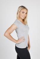 Ramo T727LD Ladies V-Neck Tee
