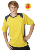 Hi Vis Cool Dry Action T-Shirt
