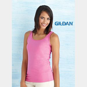 Softstyle Ladies' Tank Top Thumbnail
