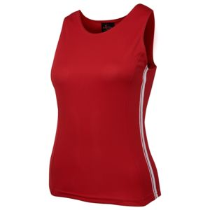 Podium Ladies Dual Stripe Sin Black/Red 6 Thumbnail