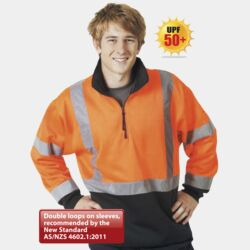 Hi Viz Day/Night Fleecy Jumper Thumbnail