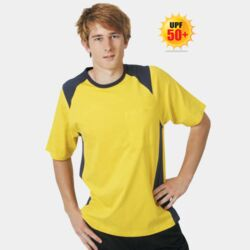 Hi Vis Cool Dry Action T-Shirt Thumbnail