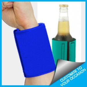 375ml Velcro Stubby Holder / Wrist Warmer Thumbnail