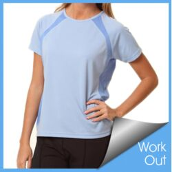 Sprint Tee Ladies Thumbnail