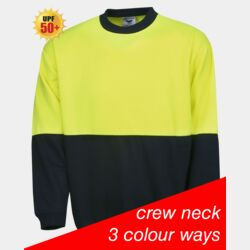 HI-VIZ FLEECY SWEAT Thumbnail