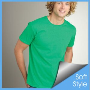 Gildan 64000 Adult Slim Fit Tee Thumbnail