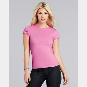 Gildan 64000L ladies Slim Fit Tee Thumbnail