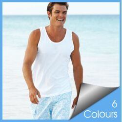 Gildan 2200 Adult Ultra Cotton Singlet Thumbnail