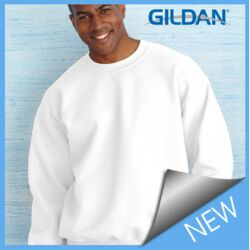 Gildan 18000 Ultra Cotton Adult Crewneck Sweatshirt Thumbnail
