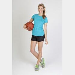 Ladies Greatness Athletic Tee Thumbnail