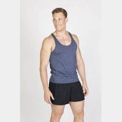 Mens Greatness Athletic T-Back Singlet Thumbnail