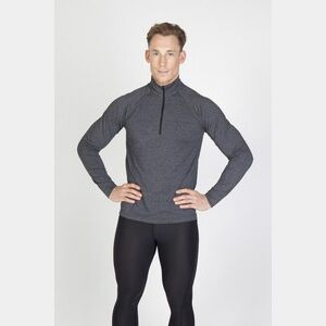 Mens Greatness Half-Zip Mock Neck Thumbnail