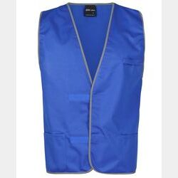 6HFV Royal Blue Vest Thumbnail