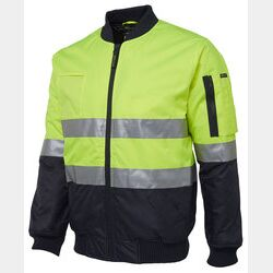 JB's Hi Vis (D+N) Flying Jacket Thumbnail