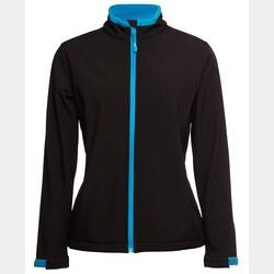 Podium Ladies Water Resistant Softshell Jacket Thumbnail