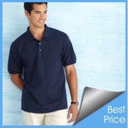 Gildan 2800 Ultra Cotton Adult Jersey Sports Shirt Thumbnail