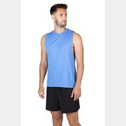 Mens Heather SLEEVELESS Tee Thumbnail