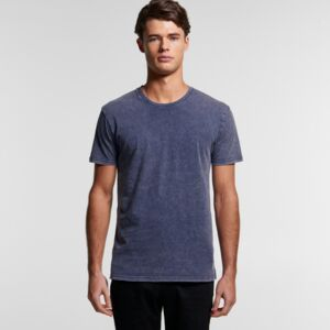 MENS STONE WASH STAPLE TEE - 5040 Thumbnail