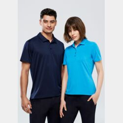 MENS AERO POLO   P815MS Thumbnail