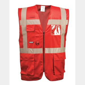 Executive Vest Red Thumbnail
