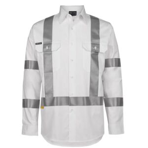 BIO-MOTION NIGHT 190G SHIRT WITH REFLECTIVE TAPE Thumbnail
