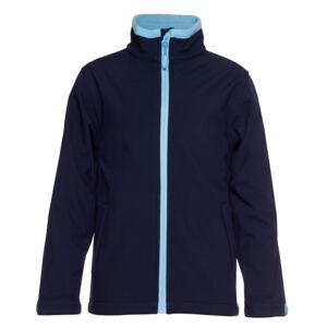 PODIUM KIDS WATER RESISTANT SOFT SHELL JACKET Thumbnail