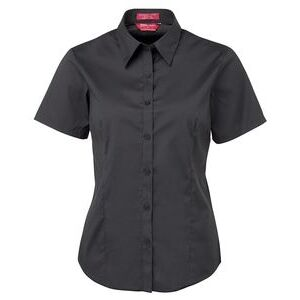 JB's Ladies Urban S/S Poplin Shirt Thumbnail