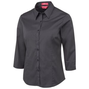 JB's Ladies Urban 3/4 Poplin Shirt Thumbnail
