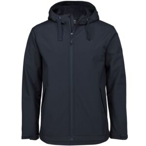 PODIUM ADULTS WATER RESISTANT HOODED SOFT SHELL JACKET Thumbnail