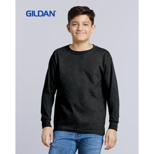 Gildan Youth Ultra Cotton Long Sleeve T-shirt Thumbnail