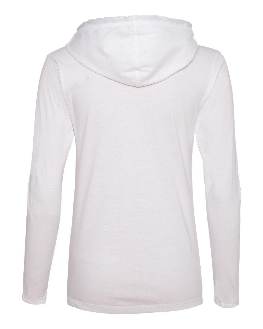 Women 39 S Lightweight Long Sleeve Hooded Tee Holyshirt
