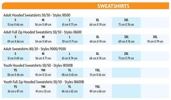 18000 Ultra Cotton Adult Crewneck Sweatshirt - HolyShirt ...